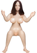 Vivid Raw Doggy Style Diva Doll(disc)